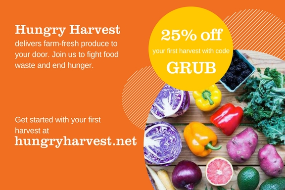 Hungry Harvest & Philly Grub