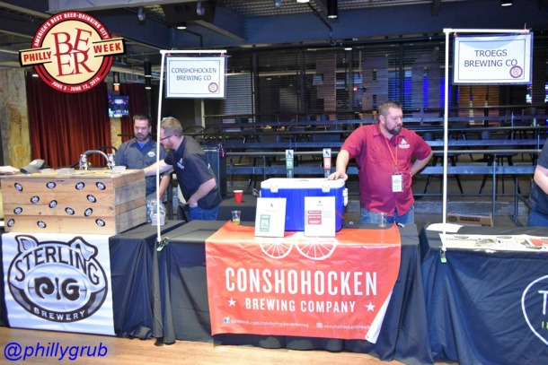 Philly Beer Week Opening Tap 2016 3