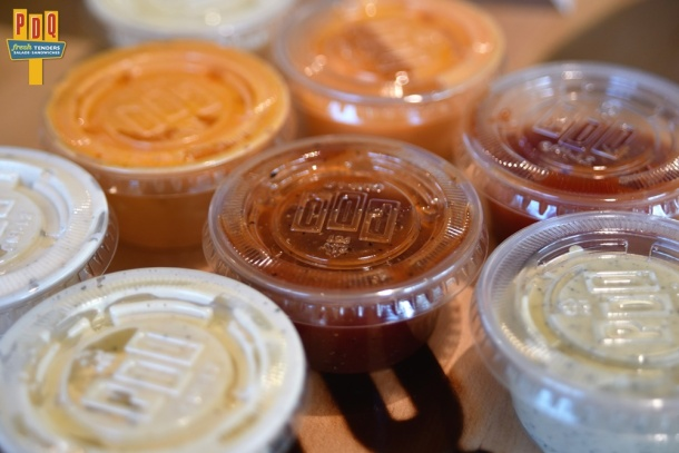 PDQ Cherry Hill Homemade Sauces