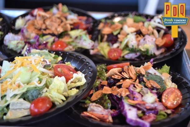 PDQ Cherry Hill Salads