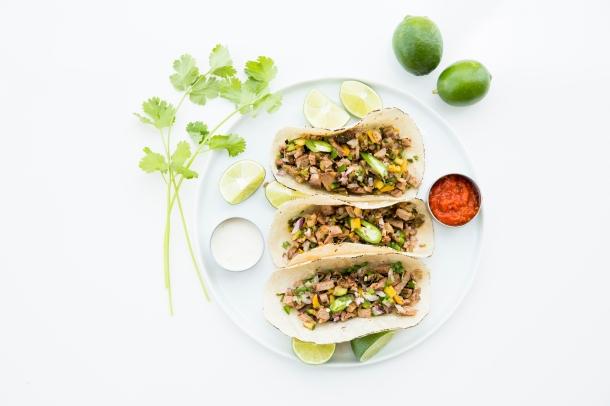 slow roasted brisket tacos