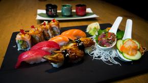 Yakitori Boy Offers Sushi and Sake Pairing for International SushiDay
