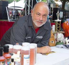 Glenn Gross of Fat Jack's BBQ Named New Co-Host of Small BitesRadio