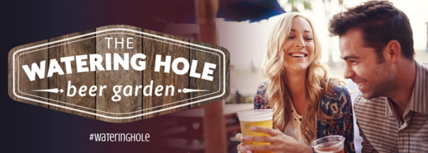 Watering Hole Beer Garden at Philadelphia Zoo
