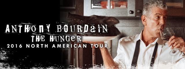 Anthony Bourdain Tour Philadelphia