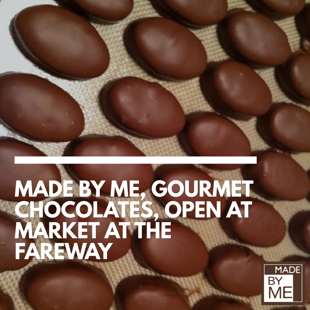 Made by ME Gourmet Chocolates Opens at Market at the Fareway in ...