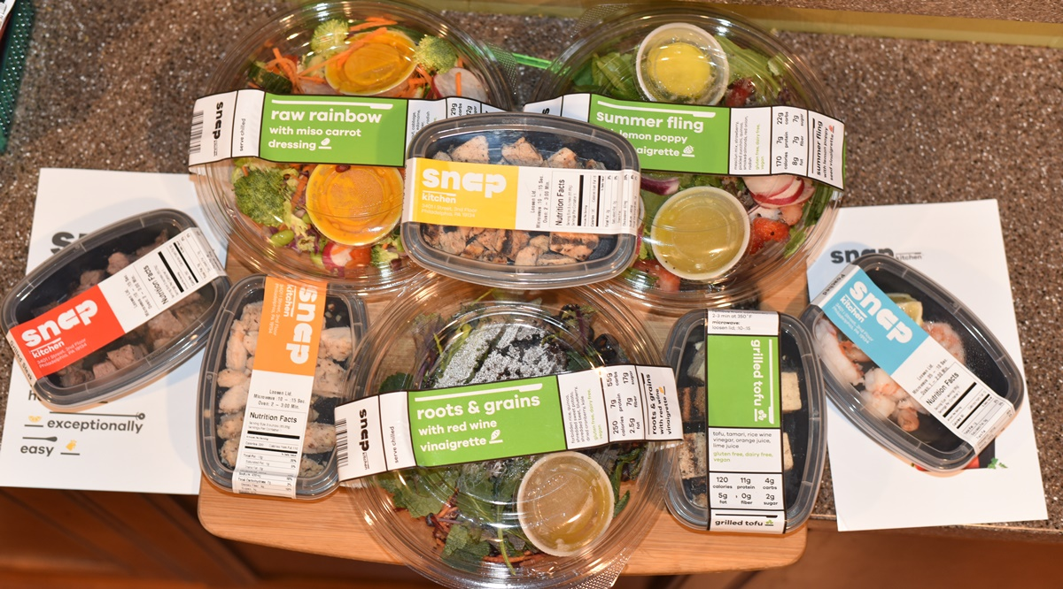 EAT THIS New Salads from Snap Kitchen Philly Grub