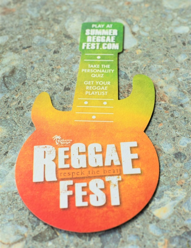 Summer Reggae Fest at Bahama Breeze