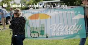 CANCELLED: 6th Annual Philadelphia Vendy Awards on Sunday, October 2