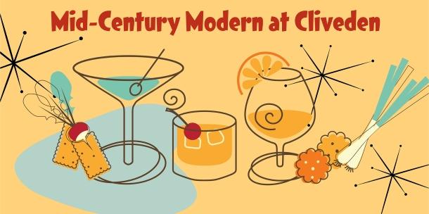 Mid-Century Modern at Cliveden