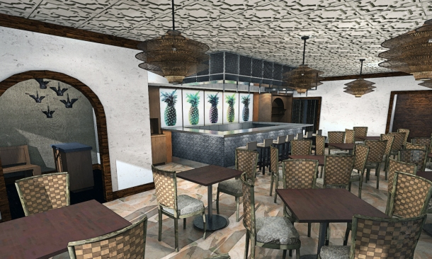 Rendering of Al Pastor in Exton, PA