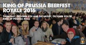 King Of Prussia BeerfestRoyale