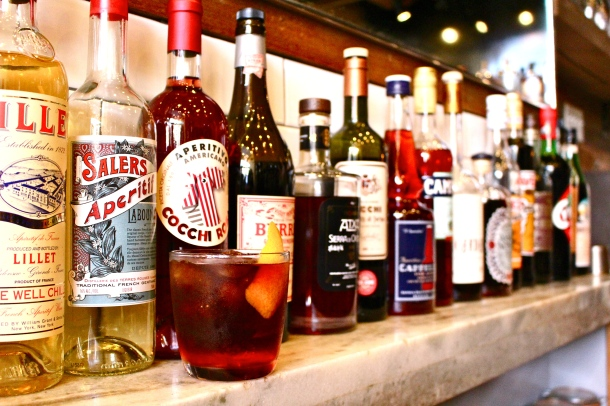 All Day Cocktails at Plenty Cafe Rittenhouse Square