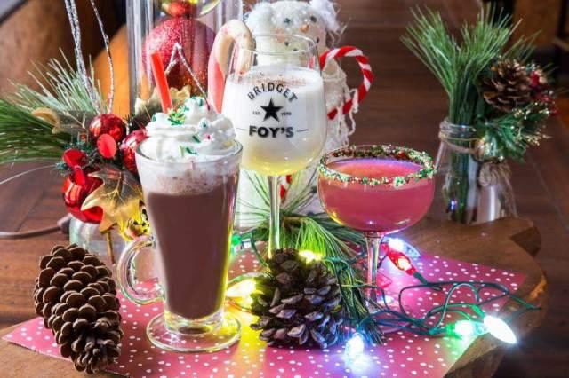 Bridget Foy's Holiday Cocktails