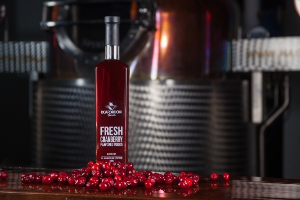 Boardroom Spirits Cranberry Vodka