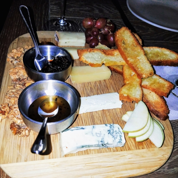 Cheese Board at Panorama Philadelphia