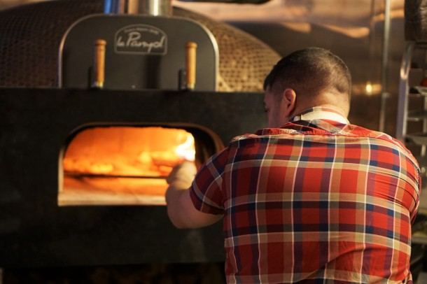Chef Petruce Cinder Pizza Oven