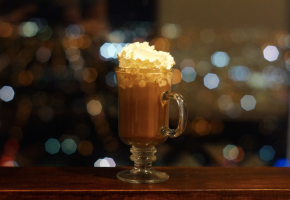 SkyGarten Launches New Hot ChocolateBar