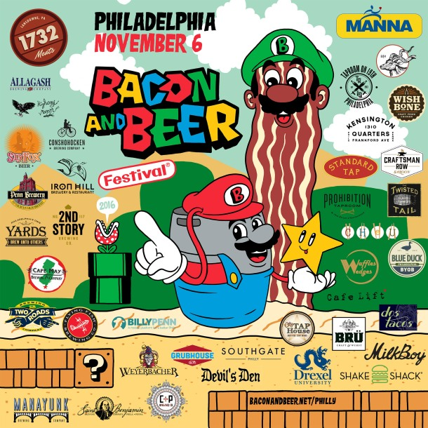 4th Annual Philly Bacon and Beer Fest!