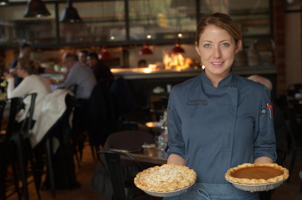Red Owl Tavern Pies for Philabundance
