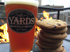 City Tap House Releasing Beer with Yards BrewingCompany