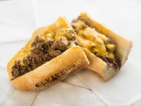 Cleavers Partners with Pennsylvania Cheese Guild on Special 1st BirthdayCheesesteaks