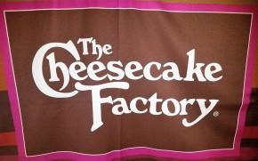 Yummy New Menu at CheesecakeFactory