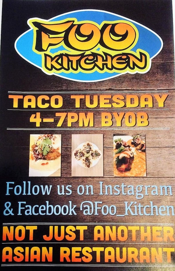 Foo Kitchen Not Just Another Asian Restaurant
