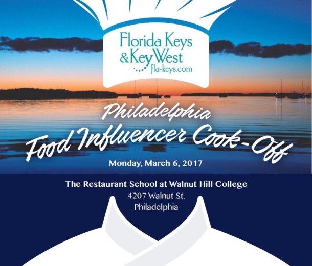 Key West Philadelphia Food Influencer Cook-Off