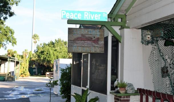 Peace River Seafood Market Punta Gorda FL