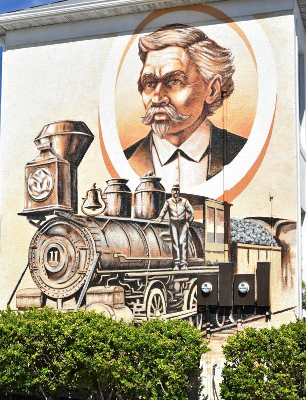 Punta Gorda FL Mural