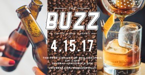 The Buzz: Coffee, Beer & Spirits Festival at The Free Library
