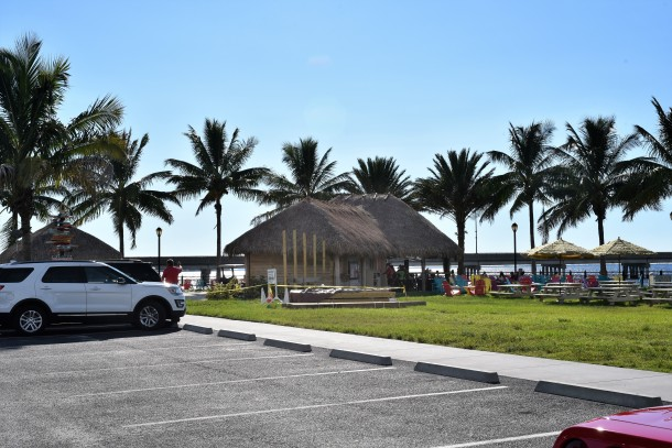 Tiki Bar at Four Points by Sheraton Punta Gorda Harborside