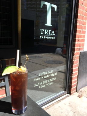 Draft Cocktails Debut at Tria Taproom