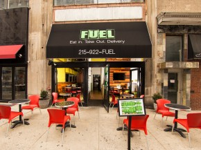 Free Smoothies at Relaunched FUEL in Center City