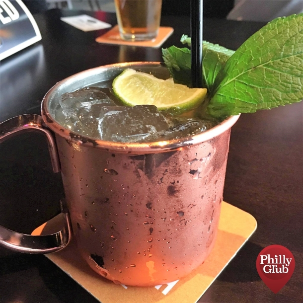 Moscow Mule at Yard House King of Prussia