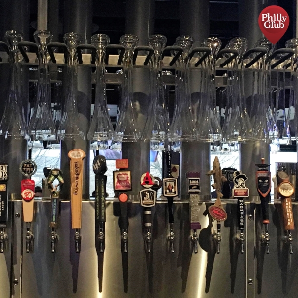 Taps at Yard House King of Prussia