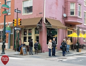 Tria Cafe Thrives in RittenhouseSquare