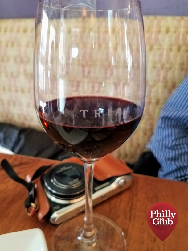 Wine at Tria Cafe Rittenhouse