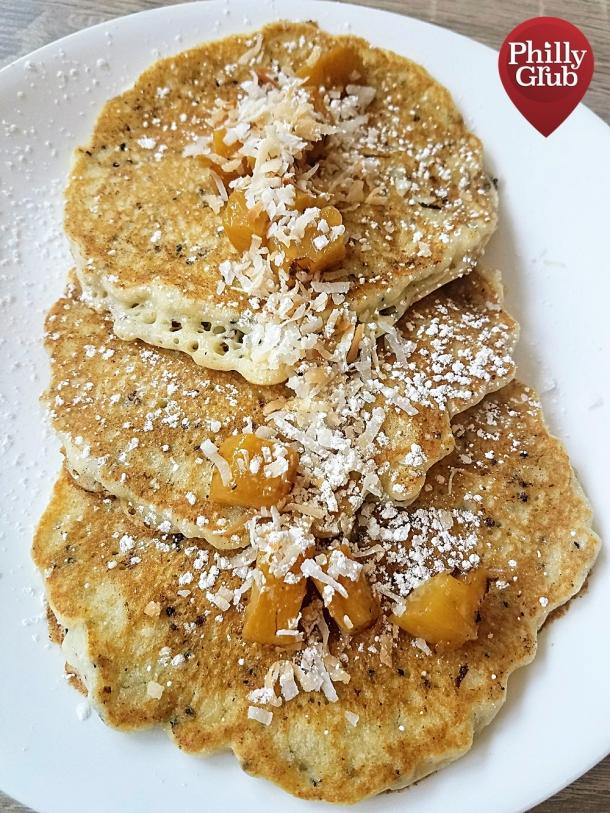 Farmhouse Cherry Hill Quinoa Pancakes