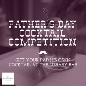 Father's Day Cocktail Competition at The Rittenhouse Hotel's LibraryBar