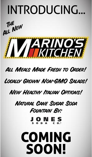 Marinos Kitchen
