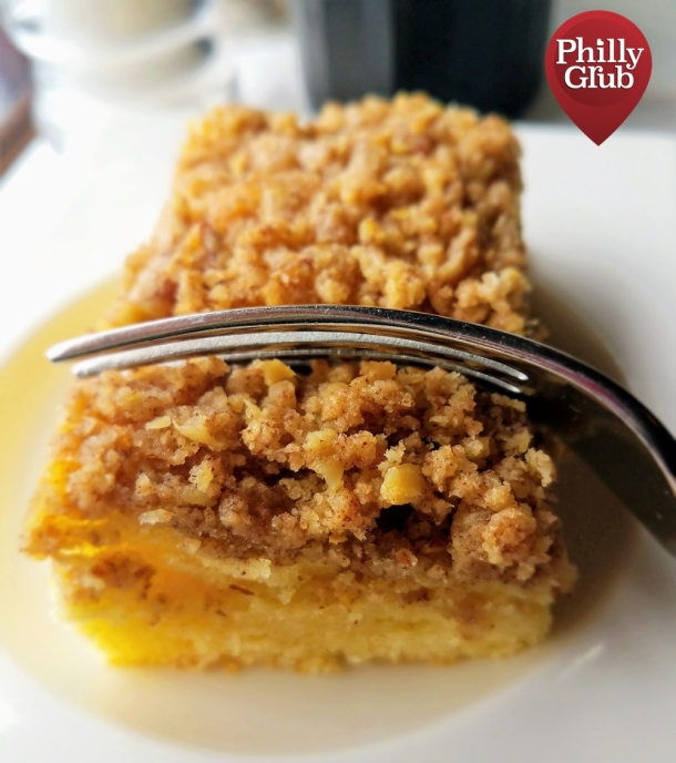 Moshulu Brunch Coffee Cake