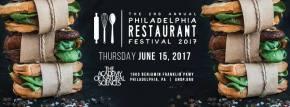 The 2nd Annual Philadelphia RestaurantFestival