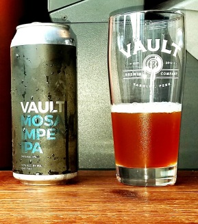 Two Johns & a Beer: Vault Brewing Company from Yardley, PA