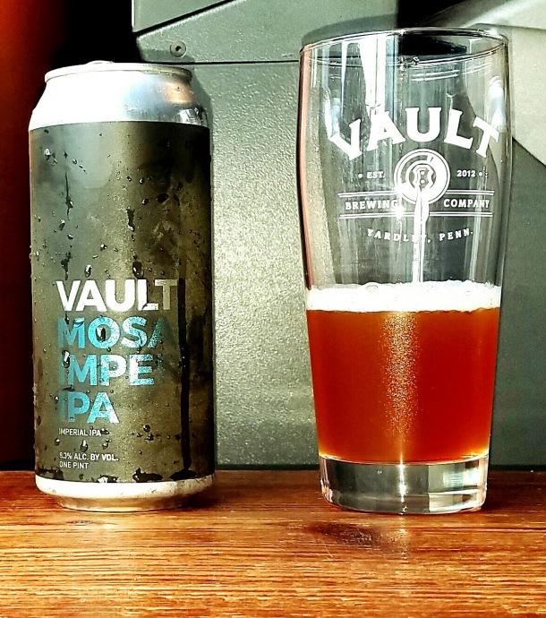Vault Mosaic Imperial Ale