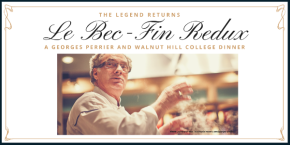 Le Bec-Fin is Alive at Walnut Hill College