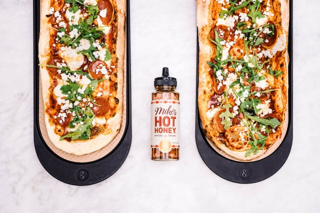 Hot Honey Pizza &pizza