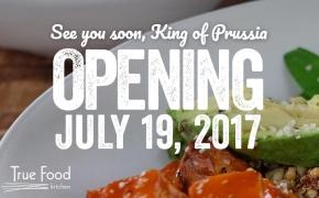 True Food Kitchen Opening Soon in King ofPrussia