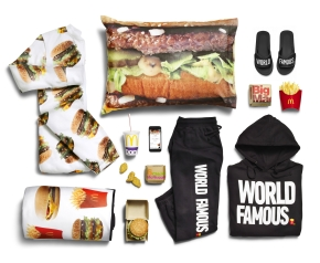 McDonald's Partners with UberEATS, Introduces the McDelivery Collection
